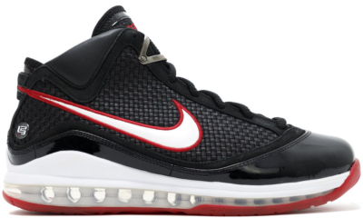 Nike LeBron 7 Heroes Pack (Michael Jordan) Black/Varsity Red-White SP10-MNBSKT-303158-623-Y3
