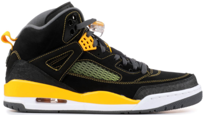 Jordan Spiz'ike Black University Gold Black/University Gold-Dark Grey-White 315371-030
