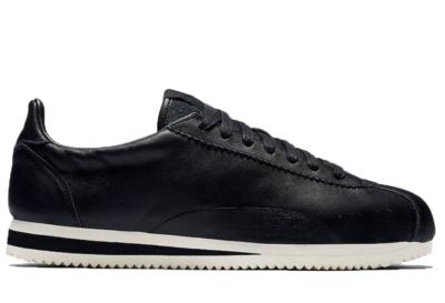 Nike Classic Cortez Premium Swooshless Black Black/Sail/Black 807480-003