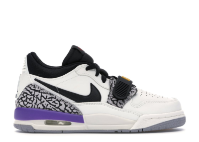 Jordan Legacy 312 Low Lakers (GS) Summit White/Varsity Red-Black-Varsity Purple-University Gold CD9054-102