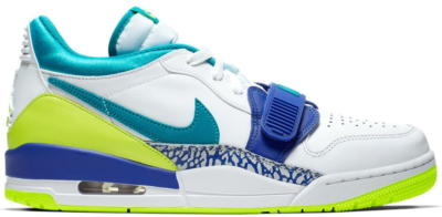 Jordan Legacy 312 Low Ultramarine Neon Yellow Aquamarine White/Ultramarine-Neon Yellow-Aquamarine CD7069-103
