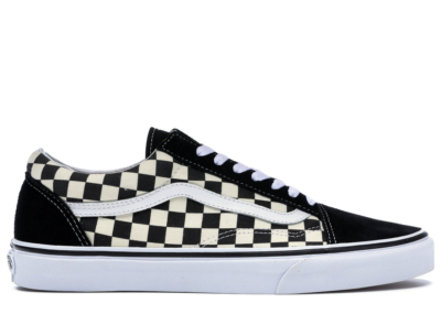 Vans Old Skool Primary Check VN0A38G1P0S