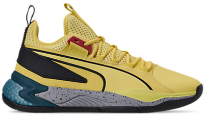 Puma Uproar Hybrid Court Thunder Yellow 192979 03