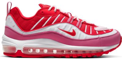 Nike Air Max 98 Track Red Magic Flamingo (W) CI3709-600