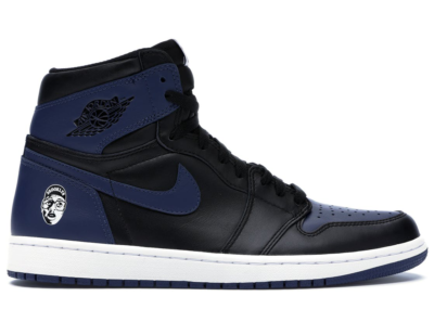 Jordan 1 Retro High OG Spike Lee Fort Greene Midnight Navy/Black-White 705588-550