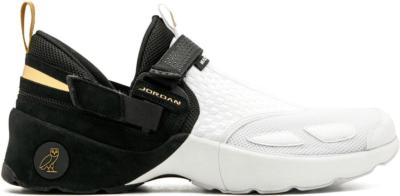 Jordan Trunner LX OVO Black White Black/Metallic Gold-White AH9110-023