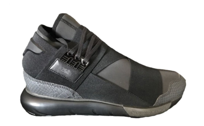 adidas Y3 Qasa High 300 Black Black Reflective/Black Reflective-Core Black BB0793