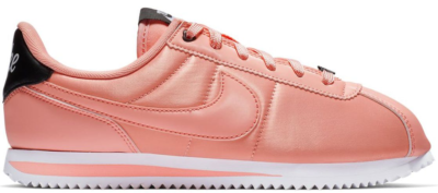 Nike Cortez Basic Valentines Day 2019 Bleached Coral (GS) Bleached Coral/Bleached Coral-Black-White AV3519-600