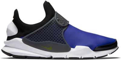 Nike Sock Dart Paramount Blue Paramount Blue/Electrolime-Black-Dark Grey-White 911404-400