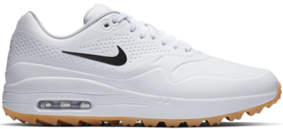 Nike Air Max 1 G White Gum Black Swoosh White/Gum Light Brown-White AQ0863-101B