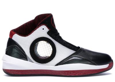 Jordan 2010 Black Varsity Red 387358-061