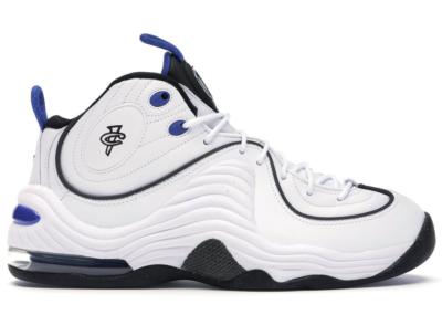 Nike Air Penny II White Royal (2016) hite/Varsity Blue-Black 333886-100