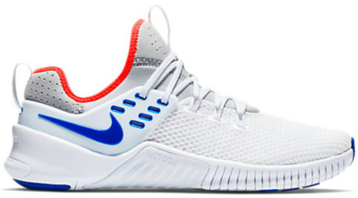 Nike Free Metcon White Racer Blue White/Racer Blue-Pure Platinum AH8141-140