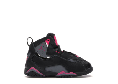 Jordan True Flight Black Dark Grey Deadly Pink (TD) Black/Dark Grey-Deadly Pink 645071-009