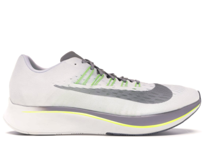 Nike Zoom Fly SP White Atmosphere Grey Volt (W) White/Atmosphere Grey-Volt-Gunsmoke 880848-101