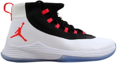 Jordan Ultra Fly 2 White White/Infrared 23-Black 897998-123