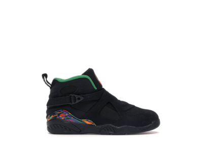 Jordan 8 Retro Tinker Air Raid (PS) Black/Light Concord-Aloe Verde 305369-004