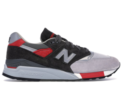 New Balance 998 Age Of Exploration Grey/Red M998CPL