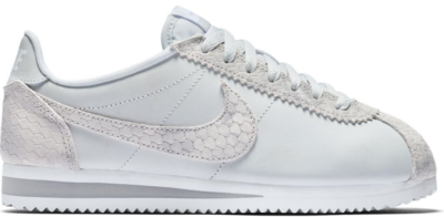 Nike Classic Cortez Pure Platinum Snake (W) 905614-001