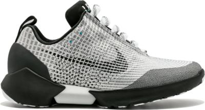 Nike HyperAdapt 1.0 Metallic Silver Metallic Silver/White-Black 843871-002