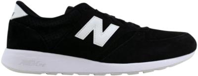 New Balance 420 Re-Engineered Suede Black Black/White MRL420SN