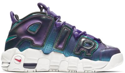 Nike Air More Uptempo Iridescent Purple (GS) 922845-500