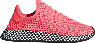 adidas Deerupt Turbo (Youth) Turbo/Turbo/Core Black B41878