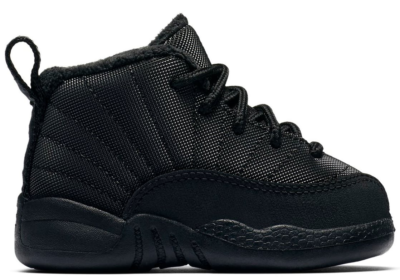 Jordan 12 Retro Winter Black (TD) Black/Black-Anthracite BQ6853-001