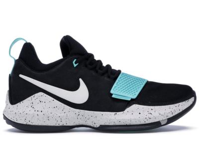 Nike PG 1 Black Aqua 878627-002
