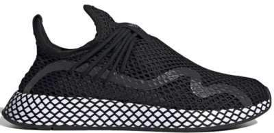 adidas Deerupt S Core Black Cloud White BD7879
