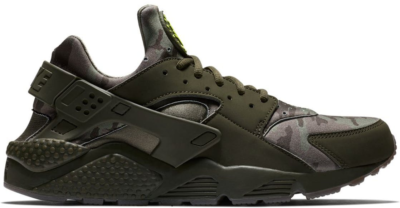 Nike Air Huarache Run Camo Green AT6156-300