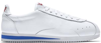 Nike Classic Cortez Swooshless White White/Varsity Red-Varsity Royal-White 807480-103