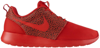 Nike Roshe Run Safari Challenge Red Challenge Red/Black 525234-600