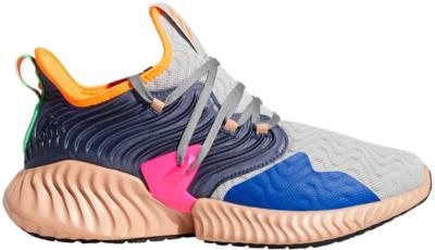 adidas Alphabounce Instinct Clima Grey Blue Ash Pink Grey/Blue/Ash Pink DB2731