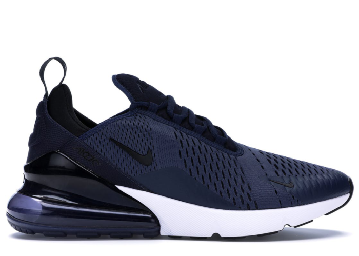 Nike Air Max 270 Midnight Navy Midnight Navy/Black-White AH8050-400