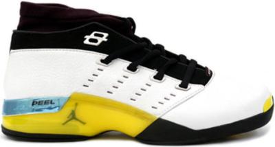 Jordan 17 OG Low All-Star White/Lightning-Black-Chrome 303891-101