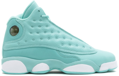 Jordan 13 Retro What Is Love Pack (GS) Green Glow/White 888165-322