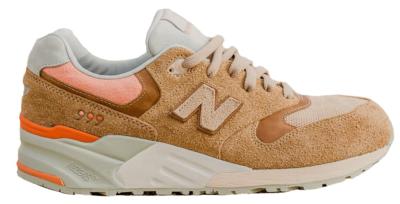 New Balance 999 Packer Shoes CML Tan/White ML999CML