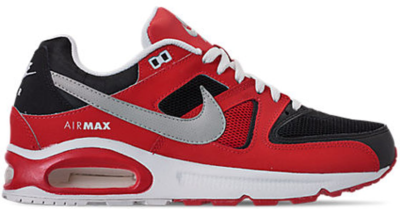 Nike Air Max Command Black Silver Red 629993-039