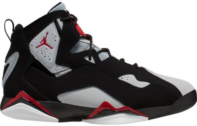 Jordan True Flight Black Varsity Red Wolf Grey Black/Varsity Red-Wolf Grey 342964-060