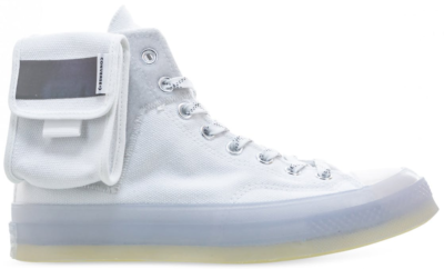Converse Chuck Taylor All-Star 70s Hi Lay Zhang White/White-Blue Tint 167418C