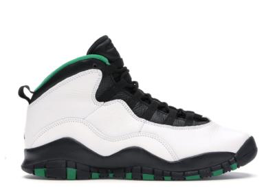 Jordan 10 Retro Seattle (GS) 310806-137