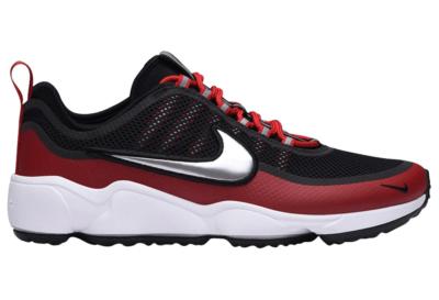 Nike Zoom Spiridon Red Platinum Black/Metallic Platinum/Gym Red 876267-005