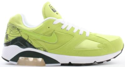Nike Air Max 180 Powerwall Atomic Green Atomic Green/Atomic Green-White 314200-331