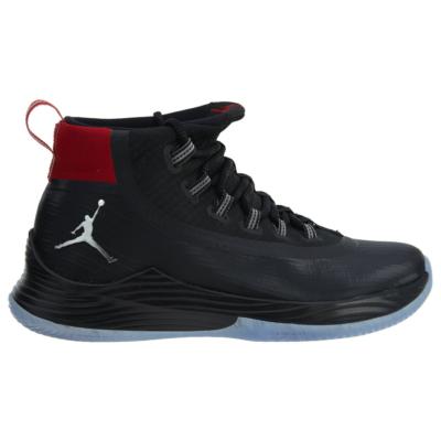 Jordan Ultra Fly 2 Black/Metallic Silver-Gym Red Black/Metallic Silver-Gym Red 897998-003