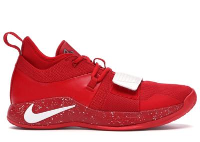 Nike PG 2.5 University Red University Red/White Bq8454-600