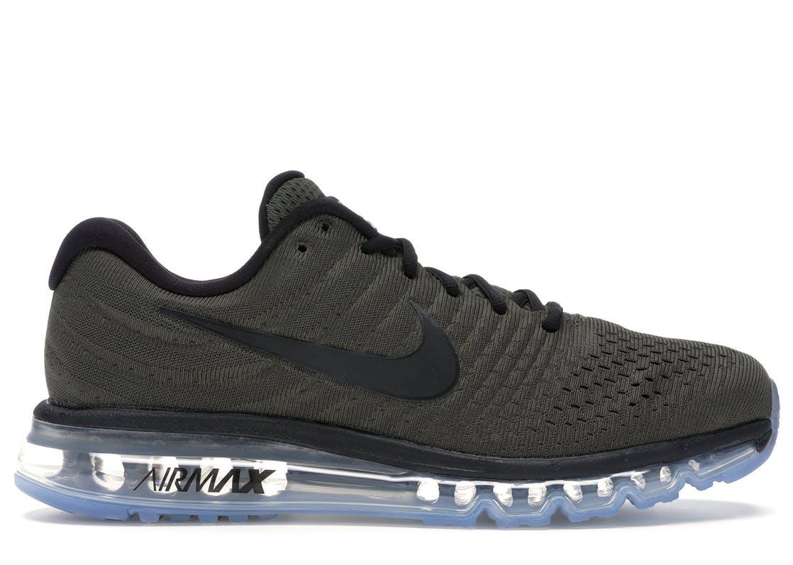 Nike Air Max 2017 Green 849559-302