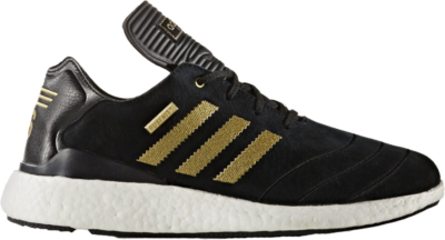 adidas Busenitz Pure Boost 10th Anniversary Core Black/Gold Metallic/White F37886