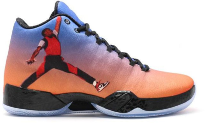 Jordan XX9 Photo Reel Photo Reel/Team Orange-Gym 695515-806