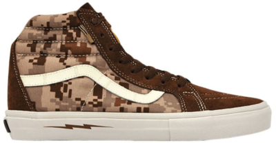 Vans SK8-Hi Notchback Pro Brown VN-0VICAMV